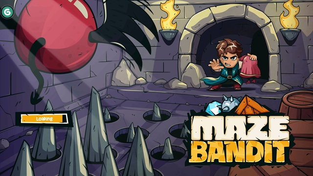 迷宫盗贼:地牢建造试玩 扛上公主说跑就跑!