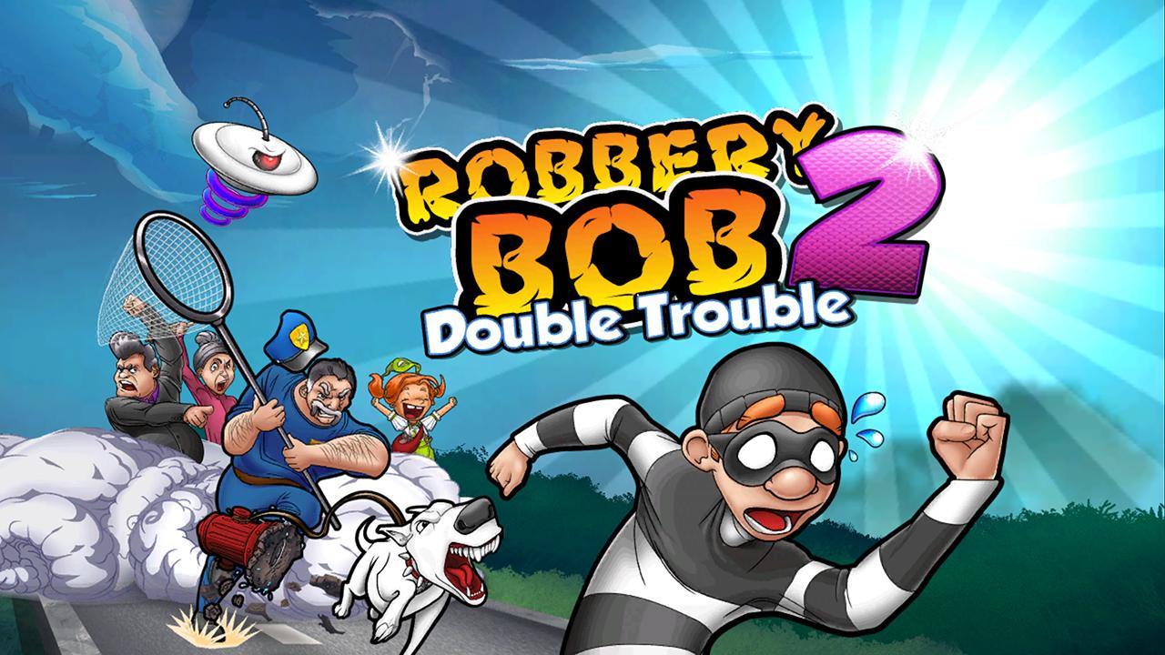《神偷鲍勃2:双重麻烦》宣传片